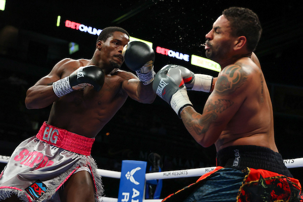 Khalil Coe scores 2nd round Knockout in Pro Debut