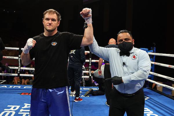 Andrey Fedosov Ready for Heavyweight Elite