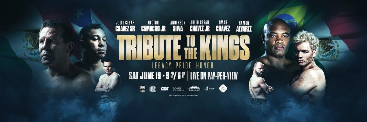 Jorge Acosta vs Leonardo Padilla highlights action before Tribute To The Kings